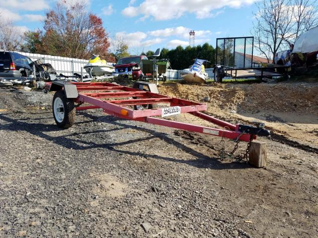 Trailers Trailer salvage cars for sale: 2006 Trailers Trailer