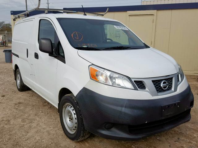 2015 Nissan NV200 2.5S for sale in Houston, TX