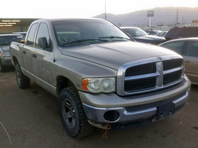 click here to view 2003 DODGE RAM 1500 S at IBIDSAFELY