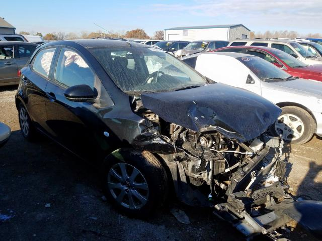 Mazda 2 salvage cars for sale: 2013 Mazda 2