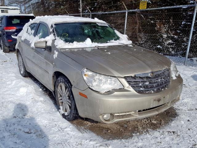 Salvage 2007 Chrysler SEBRING LI for sale