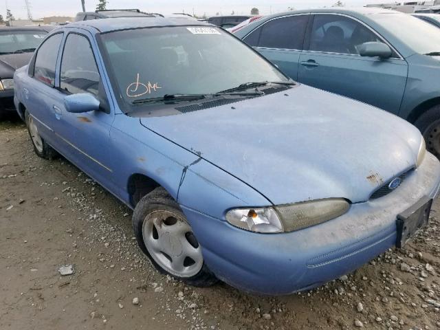 1996 ford contour gl photos tx houston salvage car auction on fri dec 06 2019 copart usa copart