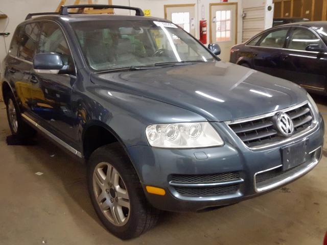2004 Volkswagen Touareg 4. 4.2L