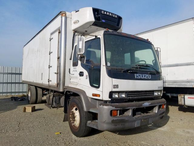 2002 Isuzu FTR for sale in Vallejo, CA