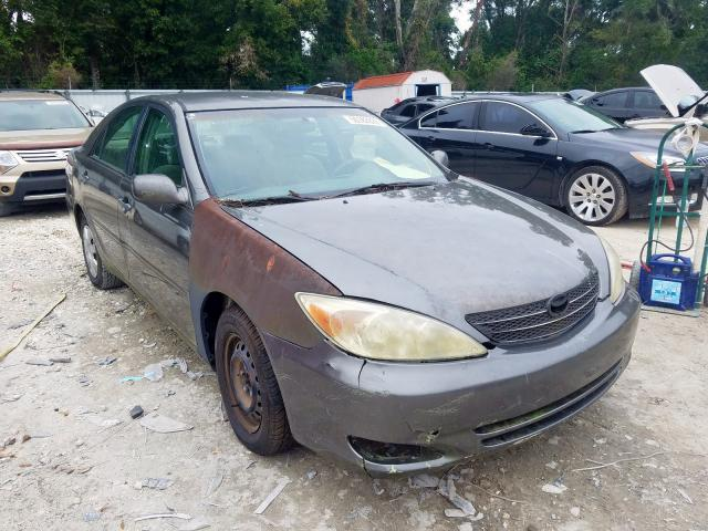 2002 Toyota Camry For Sale >> 2002 Toyota Camry Le For Sale At Copart Ocala Fl Lot 56182829 Salvagereseller Com