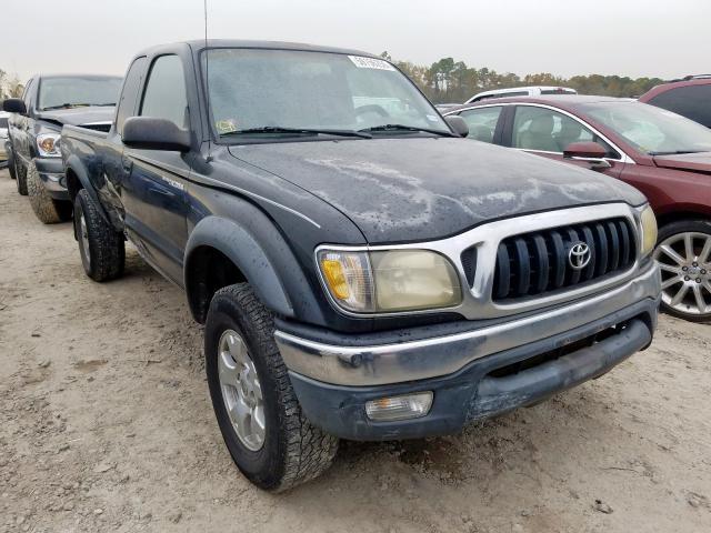 2002 Toyota Tacoma Xtr 3.4L