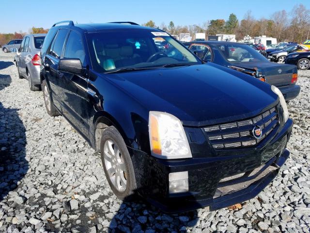 2008 Cadillac Srx 3.6L