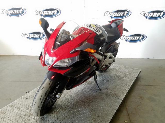 2014 APRILIA  MOTORCYCLE