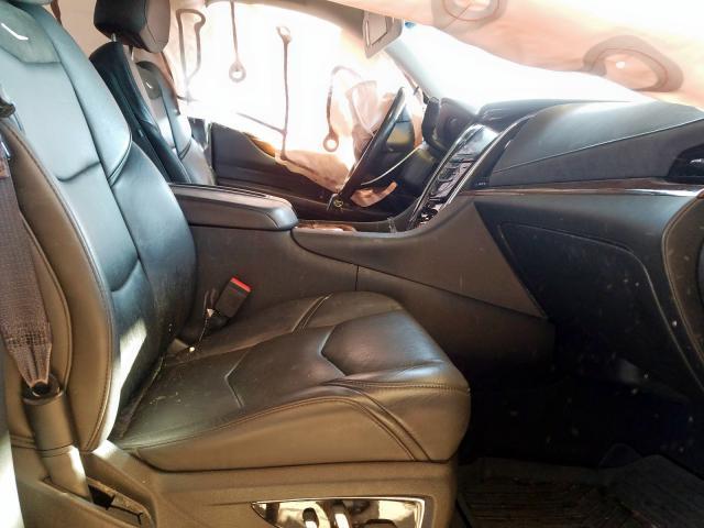 2017 Escalade Interior >> 2017 Cadillac Escalade L 6 2l 8 For Sale In Tanner Al Lot 55727859