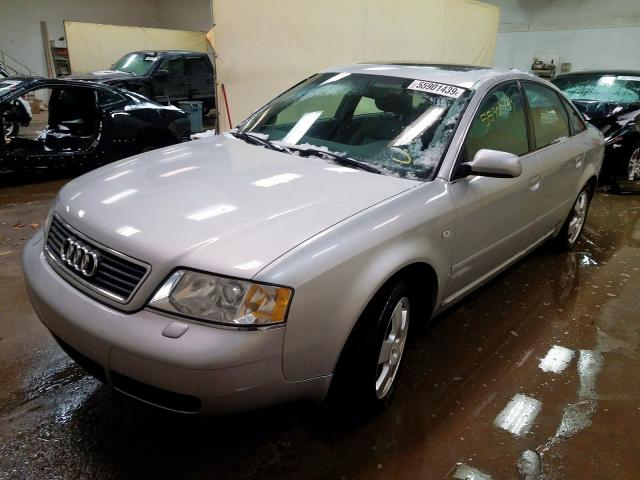 2001 Audi A6 2.7 T >> 2001 Audi A6 2 7t Qu 2 7l 6 For Sale In Davison Mi Lot 55901439