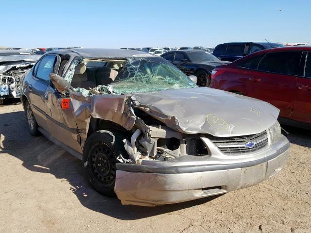 2002 Chevrolet Impala 3.4L