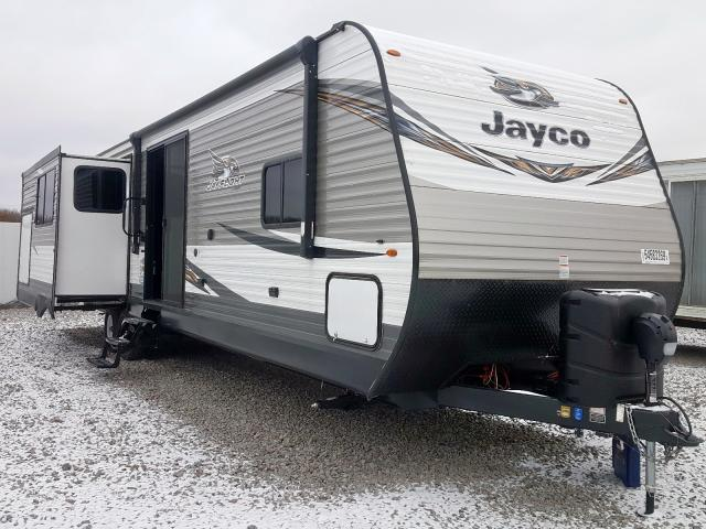 Salvage 2019 Jayco JAY FLIGHT for sale