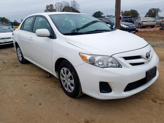 Toyota Corolla BA salvage cars for sale: 2011 Toyota Corolla BA