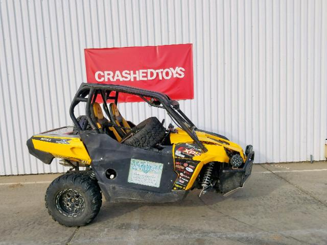 click here to view 2011 CAN-AM COMMANDER at IBIDSAFELY