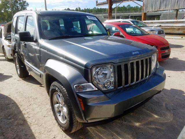 2012 Jeep Liberty Sp 3.7L