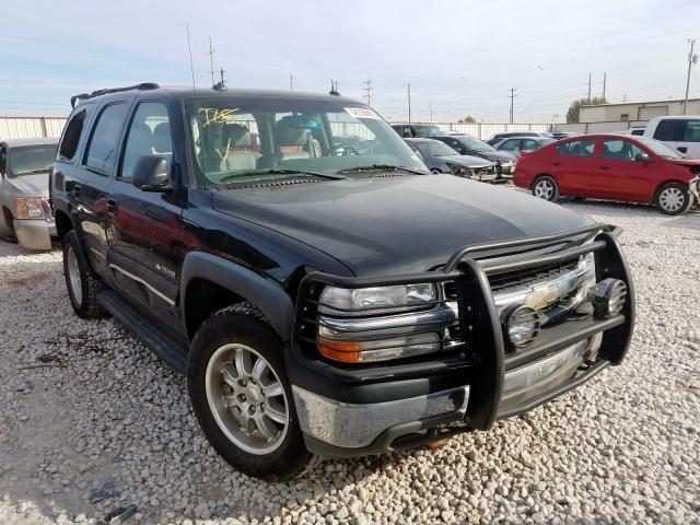 2003 Chevrolet Tahoe K150 5.3L
