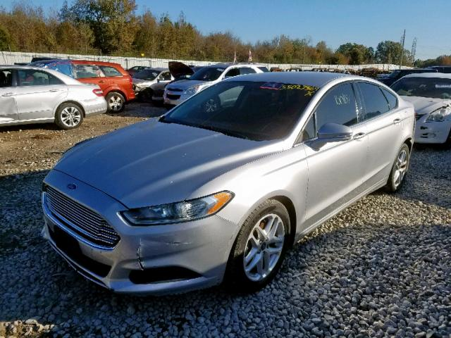 3FA6P0H7XDR312068 - 2013 Ford Fusion Se 2.5L Right View