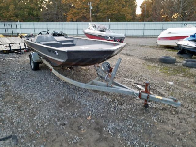 Boat salvage cars for sale: 2003 Boat W Trailer