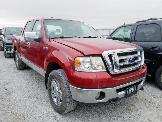 2007 Ford F150 Super 5.4L