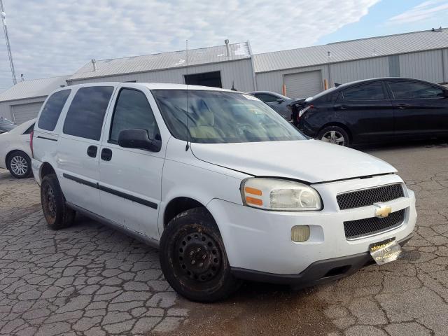 Salvage 2005 Chevrolet UPLANDER for sale