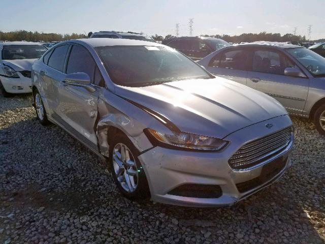 3FA6P0H7XDR312068 - 2013 Ford Fusion Se 2.5L Left View