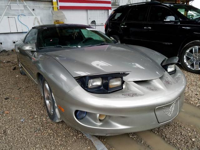 Salvage 2000 Pontiac FIREBIRD for sale