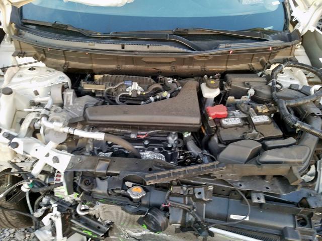 2017 Nissan  | Vin: 5N1AT2MT6HC789384