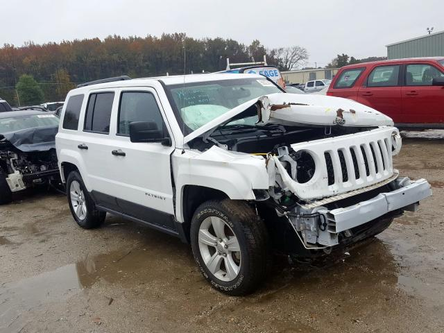 2016 Jeep Patriot Sp 2.4L