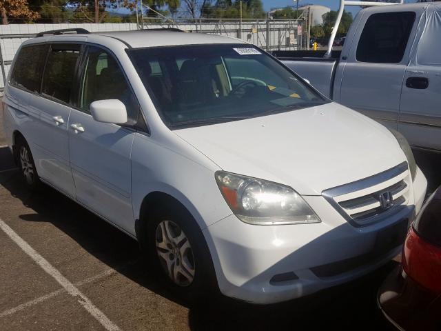 2006 Honda Odyssey Ex 3.5L