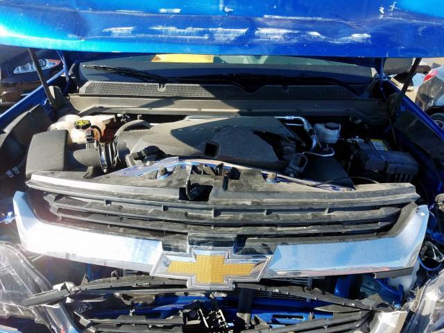 2019 Chevrolet COLORADO | Vin: 1GCGSBEN1K1165643