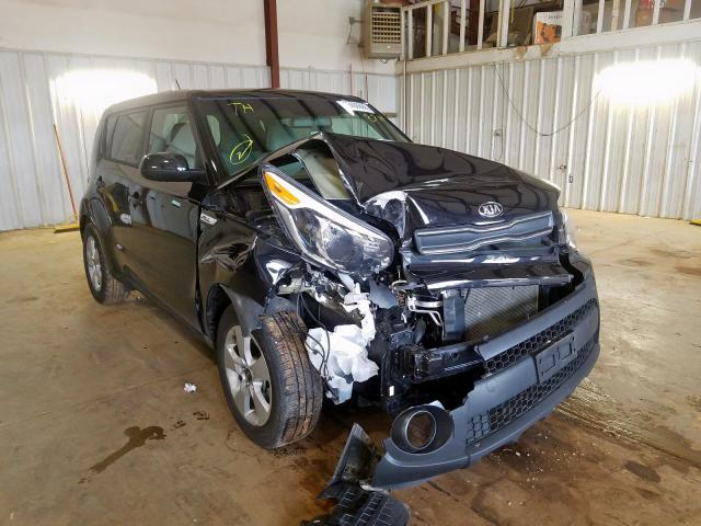 Salvage cars for sale from Copart Longview, TX: 2018 KIA Soul