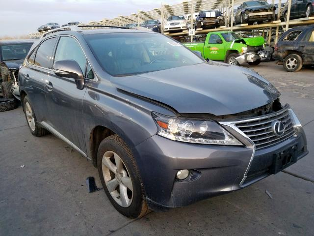 Lexus salvage cars for sale: 2013 Lexus RX 350 Base