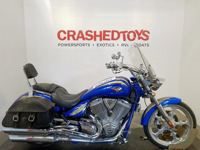 click here to view 2006 VICTORY MOTORCYCLES NESS VX CA at IBIDSAFELY