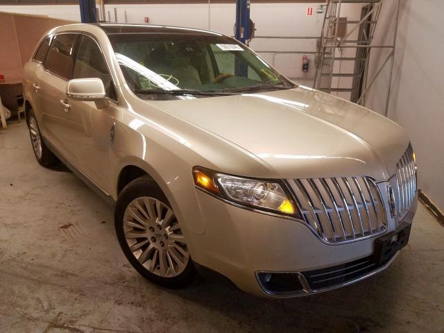Salvage 2011 Lincoln MKT for sale