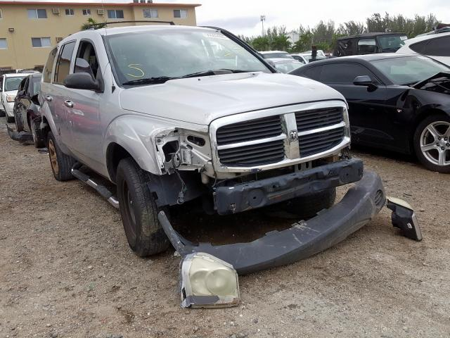 Dodge Durango ST salvage cars for sale: 2004 Dodge Durango ST