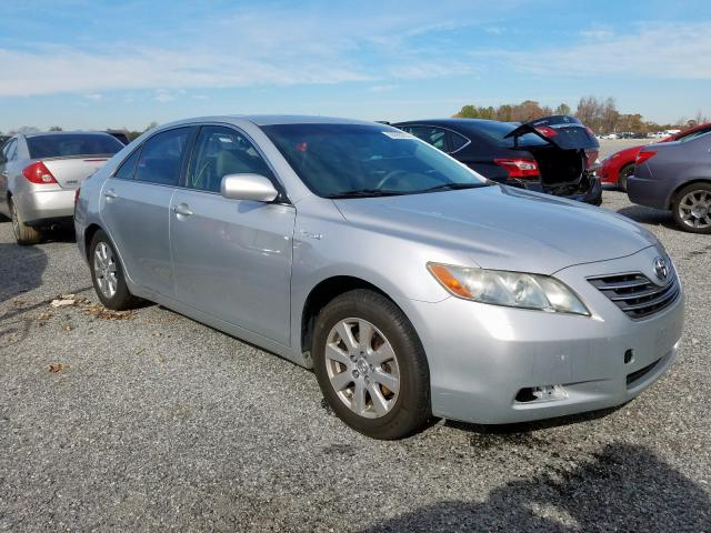 Salvage cars for sale from Copart Fredericksburg, VA: 2007 Toyota Camry Hybrid