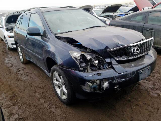 Lexus RX 330 salvage cars for sale: 2004 Lexus RX 330
