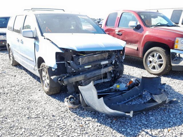 2012 Chrysler Town & Cou 3.6L