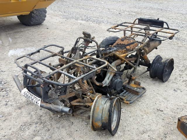 2002 ARCTIC CAT  ATV