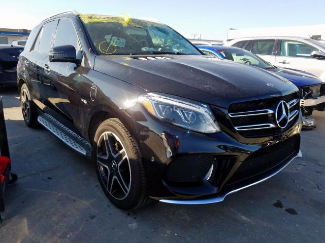 photo MERCEDES-BENZ GLE 43 AMG 2018