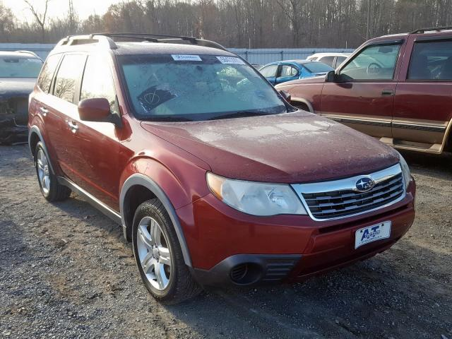 click here to view 2010 SUBARU FORESTER 2 at IBIDSAFELY