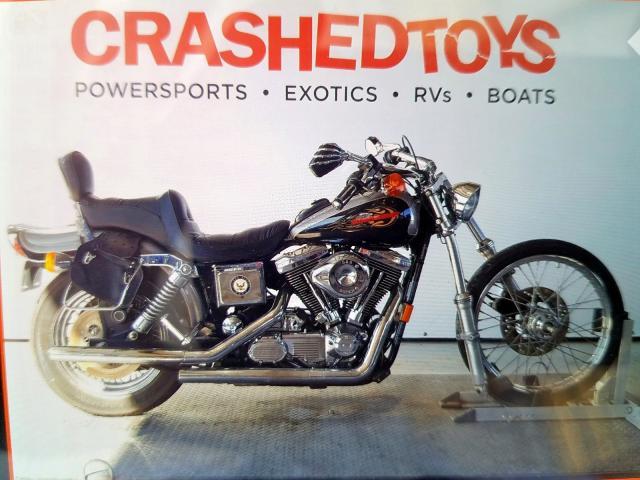 Salvage 1997 Harley-Davidson FXDWG for sale