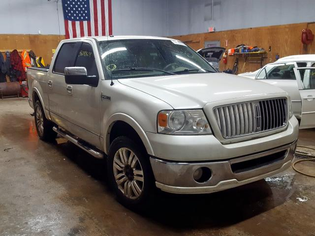 Salvage 2006 Lincoln MARK LT for sale