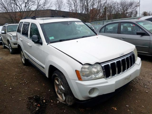 1J4HR58N26C111561 - 2006 Jeep Grand Cher 4.7L Left View