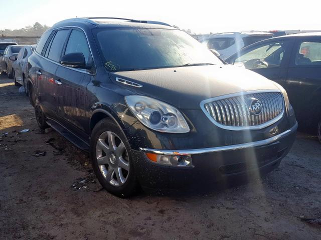 Salvage cars for sale from Copart Houston, TX: 2010 Buick Enclave CX