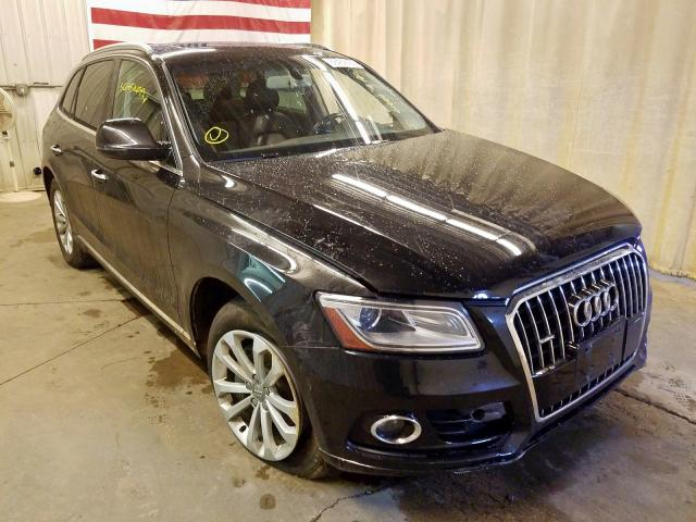 Audi salvage cars for sale: 2016 Audi Q5 Premium