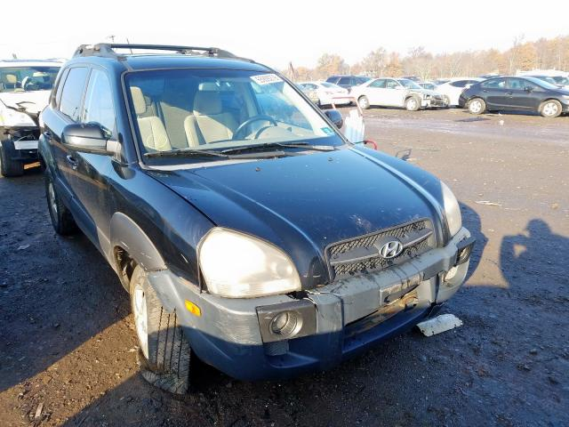 2005 Hyundai Tucson Gls 2.7L