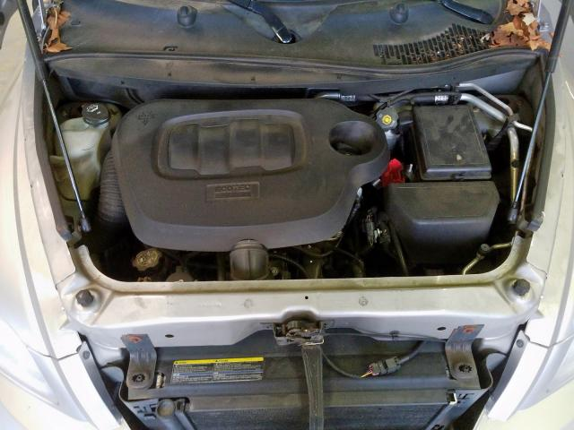 Salvage Certificate 2008 Chevrolet Hhr Ls 4dr Spor 2 2l For Sale