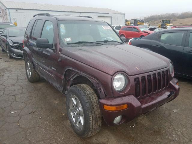 2004 Jeep Liberty Li 3.7L