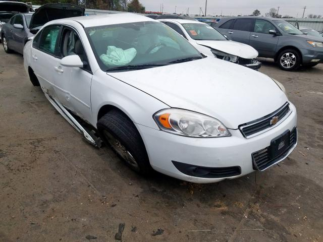 Salvage cars for sale from Copart Dunn, NC: 2011 Chevrolet Impala LT